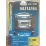 Walkman De Cassette Aiwa