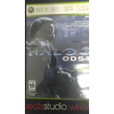 Halo 3 Osdt Español Nuevo Sellado Xbox 360
