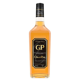 Blended Whisky Gran Par Garrafa 1000 Ml + 1 Copo - Original
