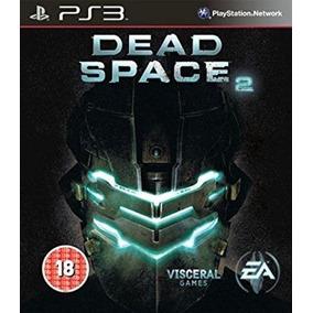 Dead Space 2 Limited Edition Ps3 Mídia Física Região 2