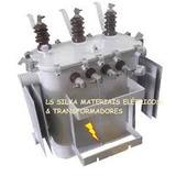 Transformador Trifásico 75 Kva 13.800/11400v 220/380v