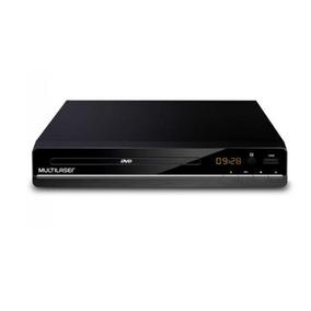 Dvd Player 3 Em 1 Usb Multilaser - Sp252
