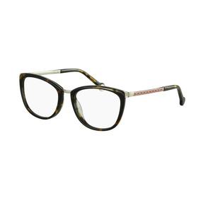 Óculos De Grau Carolina Herrera Casual Marrom Vhe092 520579 190fb1aa50