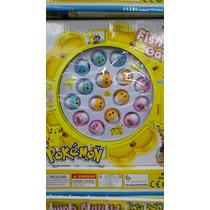 Brinquedo Pesca De Pokemongo Pikachu Pega Peixe Infantil