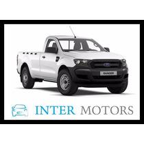 Nueva Ford Ranger 0km Xl U$s22.868 Leasing P.up Inter Motors