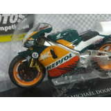 Coleccion Moto Gp N ° 2 Honda Nsr 500 Michael Dohan No Rossi