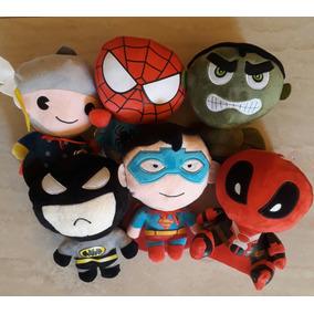 Vingadores Super Heróis Pelúcia Marvel