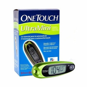 Glucometro One Touch Ultra Mini