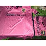 Camiseta Alternativa Boca Juniors