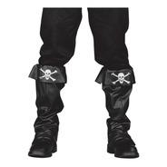 Cubre Botas Pirata Accesorio Disfraz