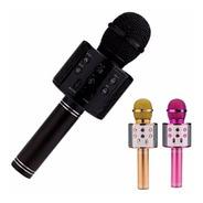 Micrófonos de Karaoke desde