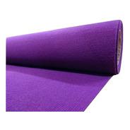 Alfombra Boucle Punzonada Acanalada X M2 Violeta