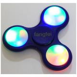 Fidget Spinner Con Luz Led