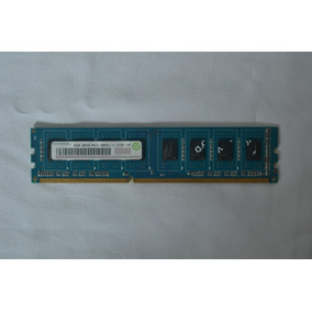 Memoria Ram Ramaxel 4gb 1rx8 Pc3l-12800u-11-1