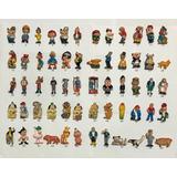 Muñequitos Jack Originales!!! De Colección!! Leer