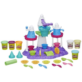 Massa De Modelar Play Doh Castelo Do Sorvete - Hasbro