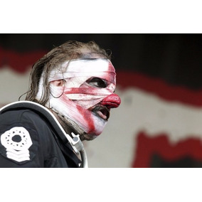 Shawn Crahan Clown Slipknot Unitalla Mascara De Látex