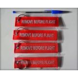 4 Cuatro Llaveros Remove Before Flight