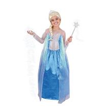 Disfraz Carnavalito Princesa Elsa Frozen Niña T: 6
