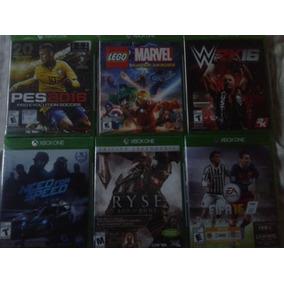 Juegos Xbox One Titulos Varios