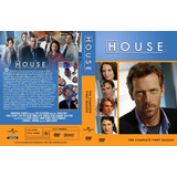 Dr. House 1º Temporada 6 Dvd Subt. $ 120