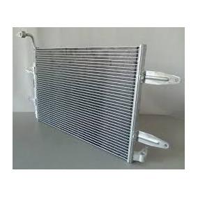 Condensador Vw Gol G5 Voyage Polo Fox C/ Filtro Secador Novo