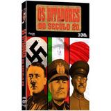 Box: Os Ditadores Do Século 20 - Original Lacrado