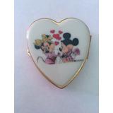 Pastillero Original Mickey Y Minnie Mouse