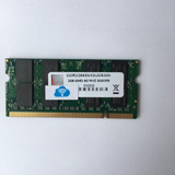 Memoria Portátil Ddr2 2gb 5300/667 Microm O Hynix Mac/pc