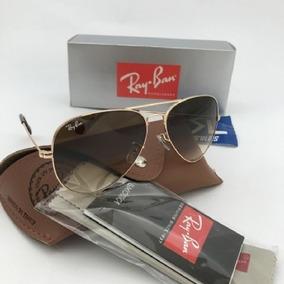 2980d2a18a453 Ray Ban 3025 Aviador Tradicional De Sol Aviator - Óculos no Mercado ...