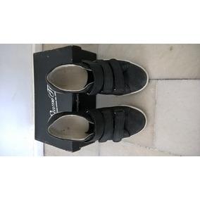 Zapatos Cuero Nobuck Siamo Fuori Muy Buen Estado !!!