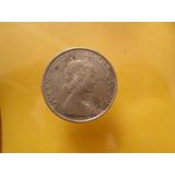 Moneda 5 Dolares 1981 Hong Kong