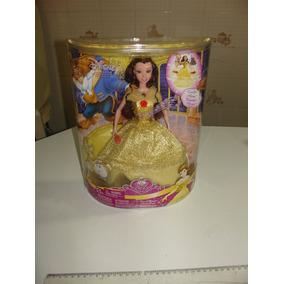 = Boneca Barbie A Bela E A Fera Baile Real Princesa Lacrada
