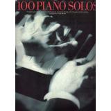 Libro: 100 Piano Solos (partituras) - Pdf