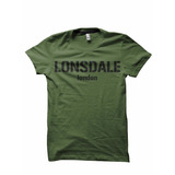Remera Lonsdale Typemilitary