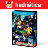 Star Fox Zero Wii U - Fisico - Incluye 2 Discos - Hadriatica