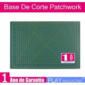Base De Corte Patchwork 450x300x3mm Dupla Face Artesanato