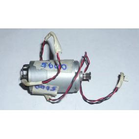 Motor Que Mueve El Carril De Cartuchos Impresora Epson Tx100