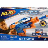 Nerf Stryfe Elite Arma Motorizada Hasbro - Giro Didáctico