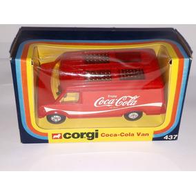Corgi Coca Cola Van ´78 N°437 The Mettoy Great Britain