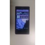 Celular Sony Xperia T3 + Caja Y Accesorios Original Morado