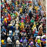 20 Figuras Compatibles Con Lego Marvel Dc Y Más +200 Modelos