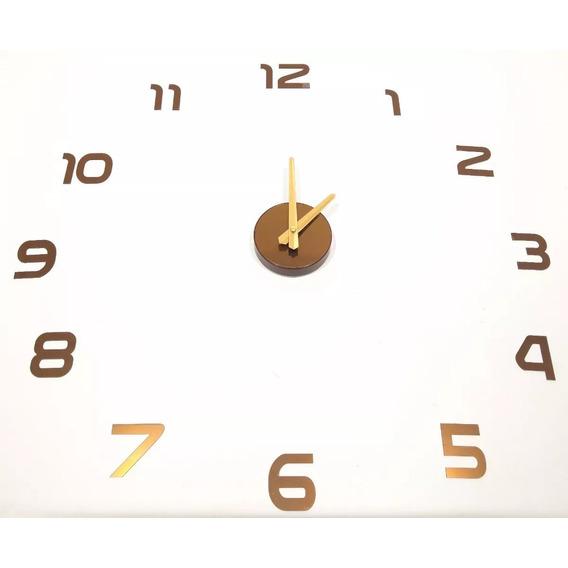 Reloj Gigante De Pared 3 D Pacho's