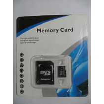 Memoria Micro Sd 64 Gb Clase 10 Hd Hs Adaptador Pc Generica