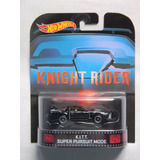K.i.t.t. Super Pursuit Mode Knight Rider Hot Wheels