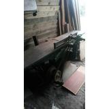 Vendo Maquina De Carpinteria Garlopa Francesa O Permuto