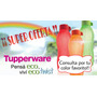 Botella Tupperware Eco Twist 500 Ml - Vs Colores Boca River