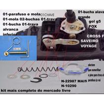 Reparo Bucha Alavanca Cambio Gol G5 G6 Voyage Space Fox Orig