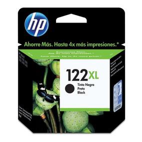 Hp 122xl Preto Ch563hb Hp 1 Un Cartucho De Impressora