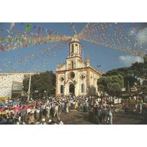 Api-17219- Postal Aparecida Do Norte, S P- Velha Basilica